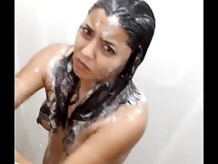 Indian School Girl Veronica Taking Shower Filmed By Her Boyfriend
